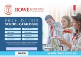 Schools Catalogue Rowe Scientific 2019