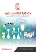 Vacuum filtration and laboratory filter accessories